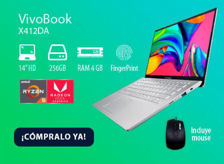 Portatil Asus VivoBook x412