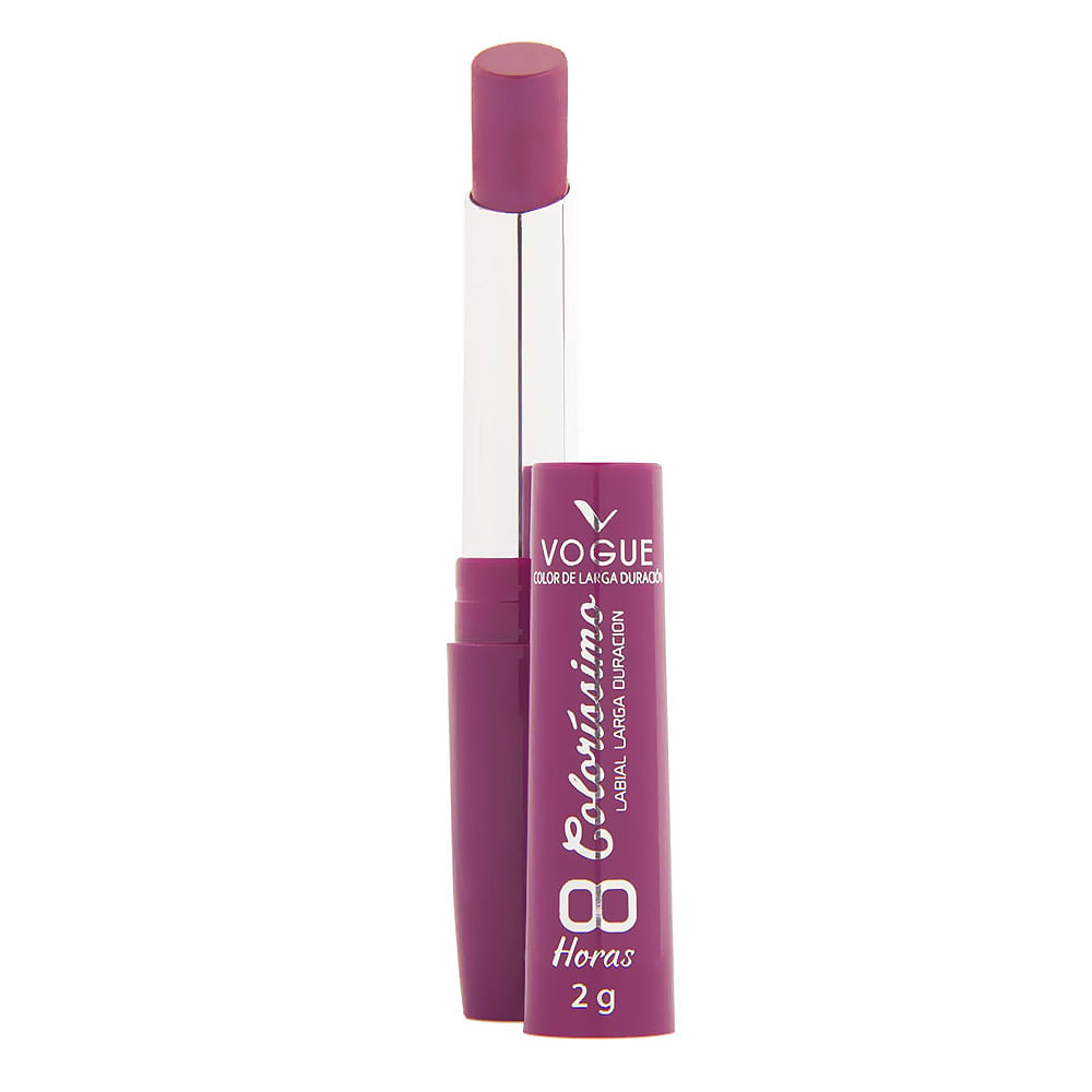 76b8827e97 Labial Vogue Colorissimo lar. Drcion. Vino Chicx2g - tiendasjumbo.co ...