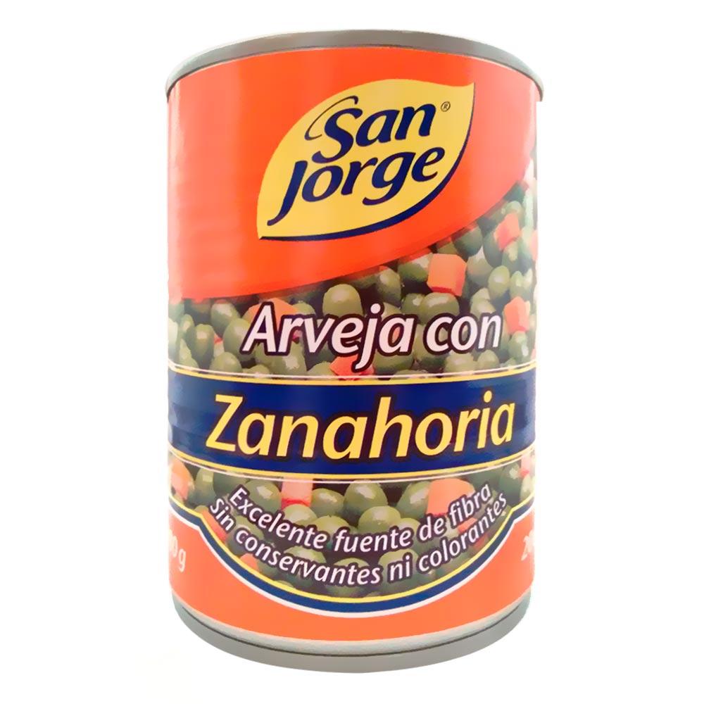 Arveja Con Zanahoria San Jorge X 180 G Tiendasjumbo Co Jumbo Colombia ¡prueba este aguado de pollo con arvejitas y zanahorias facundo! arveja san jorge zanahoria x 580 g