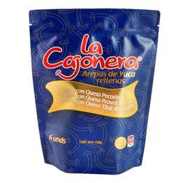 7707179310390-Arepa-LA-CAJONERA-yuca-quesos-madurados6und438g
