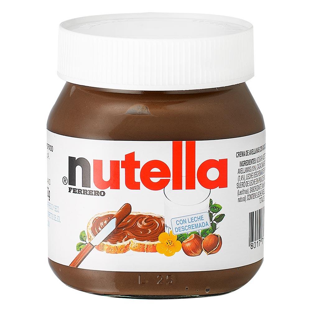"""Resultado de imagen de nutella"""""""