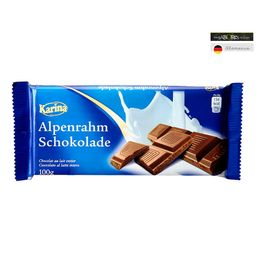 4000411016207TABLETA-CHOCOLATE-LECHE-KARINA-100G