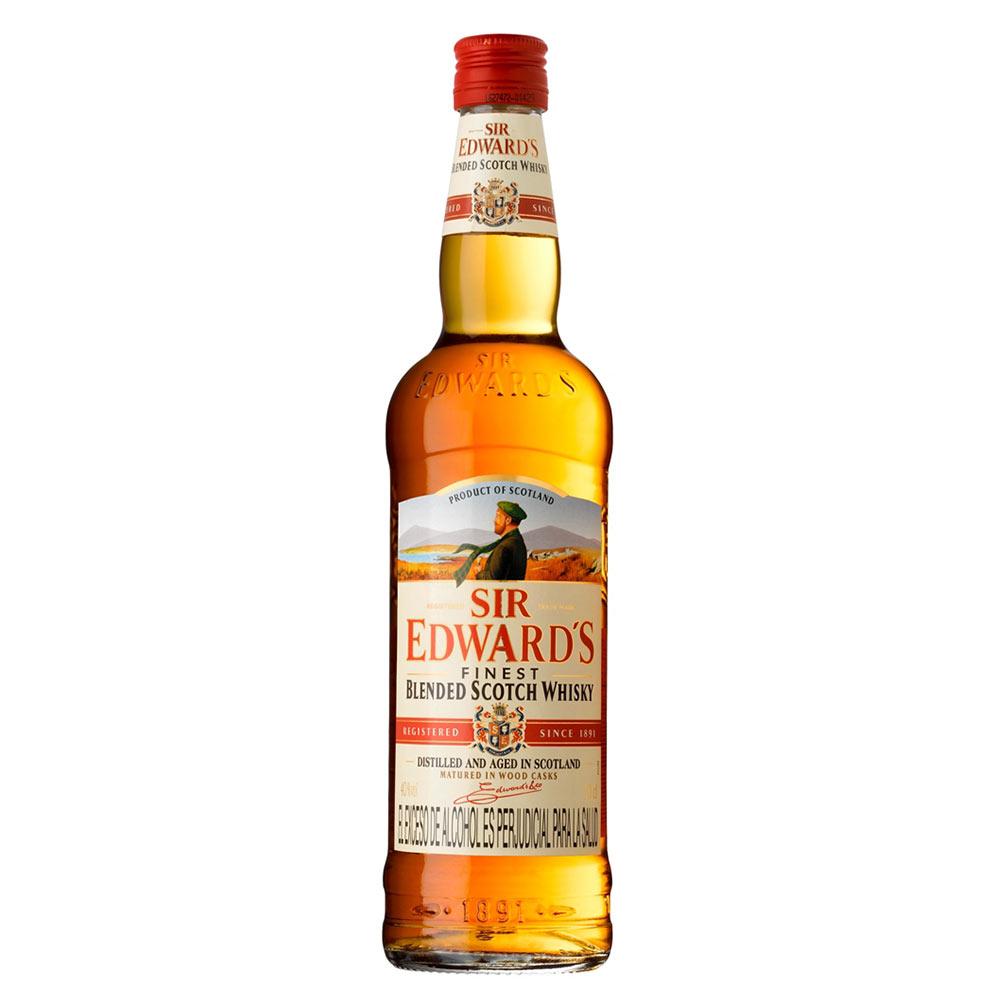 Whisky Sir Edwards X 700ml Tiendasjumbo Co Tiendas Jumbo # Muebles Para Guardar Whisky