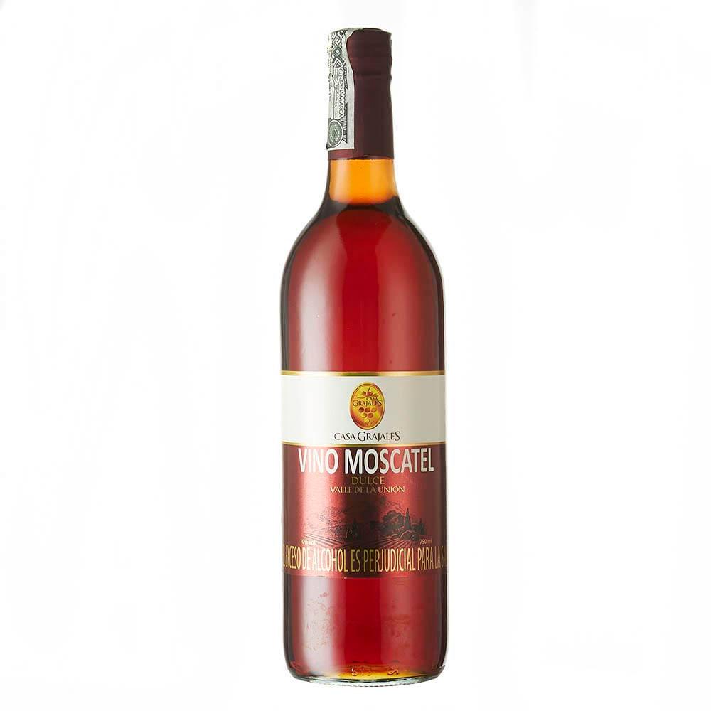 6e18d2a3 Vino moscatel dulce Casa Grajales x 750 ml-tiendasjumbo.co - Jumbo ...