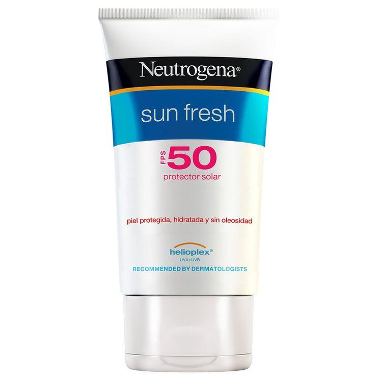 6a8fcfa6f04 NEUTROGENA® Sun Fresh Protector Solar FPS 50 x 120ml- tiendasjumbo ...