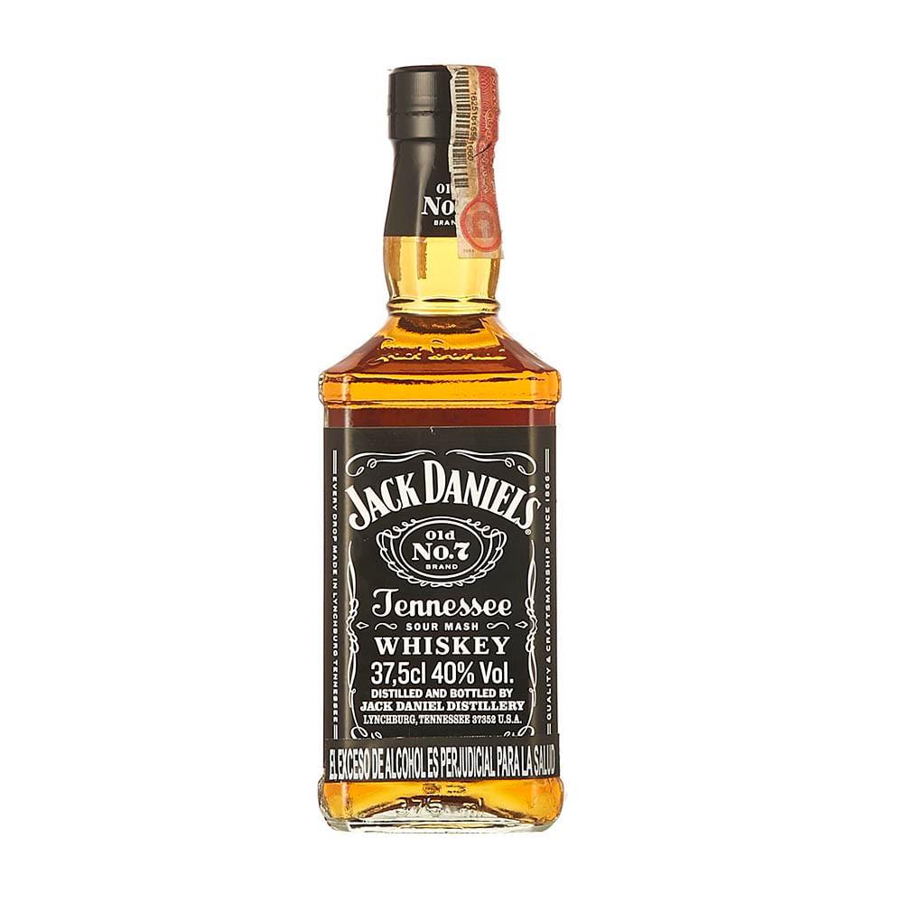 Whisky Jack Daniel S X 375 Ml Tiendasjumbo Co Tiendas Jumbo # Muebles Para Guardar Whisky