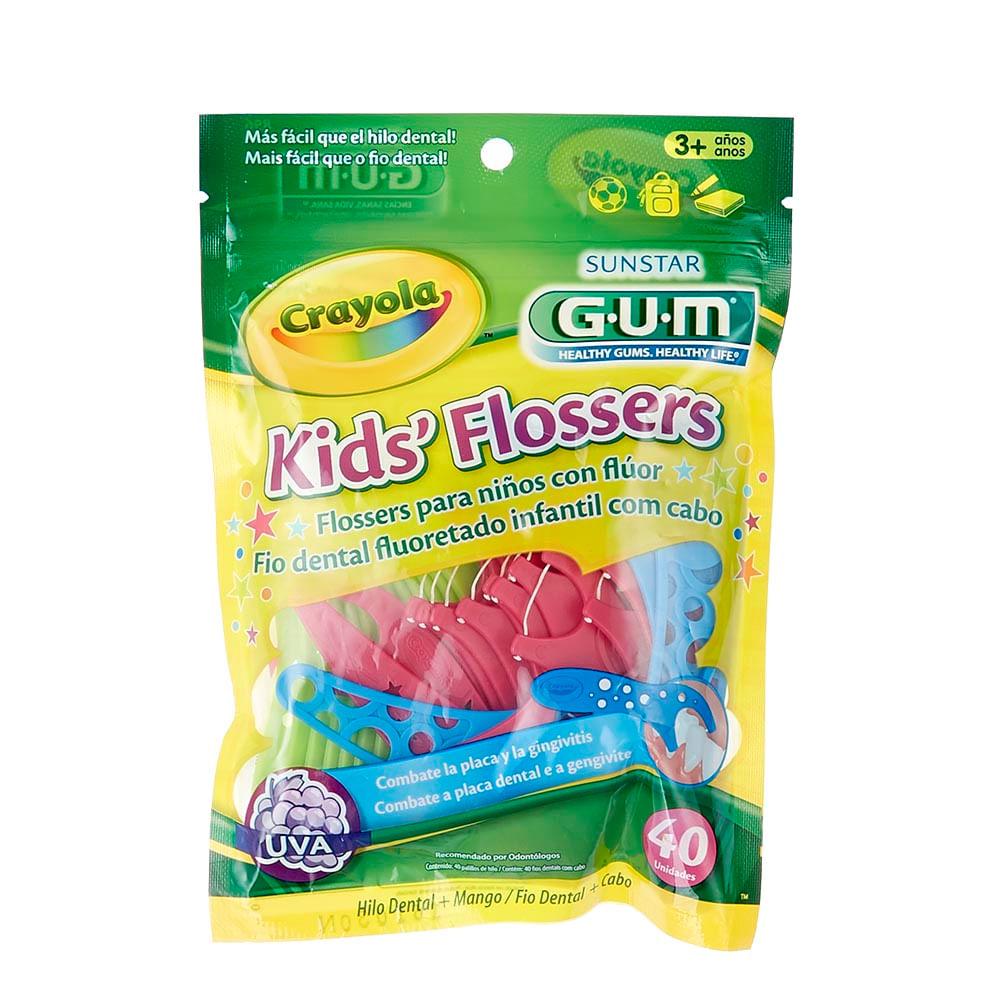 porta sedas gum desechables ninos crayola x 40 und-tiendasjumbo.co ...