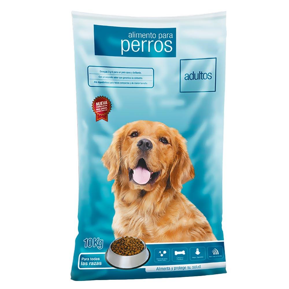 Alimento Para Perros Adultos 10 Kg Nutrion Tiendasjumbo