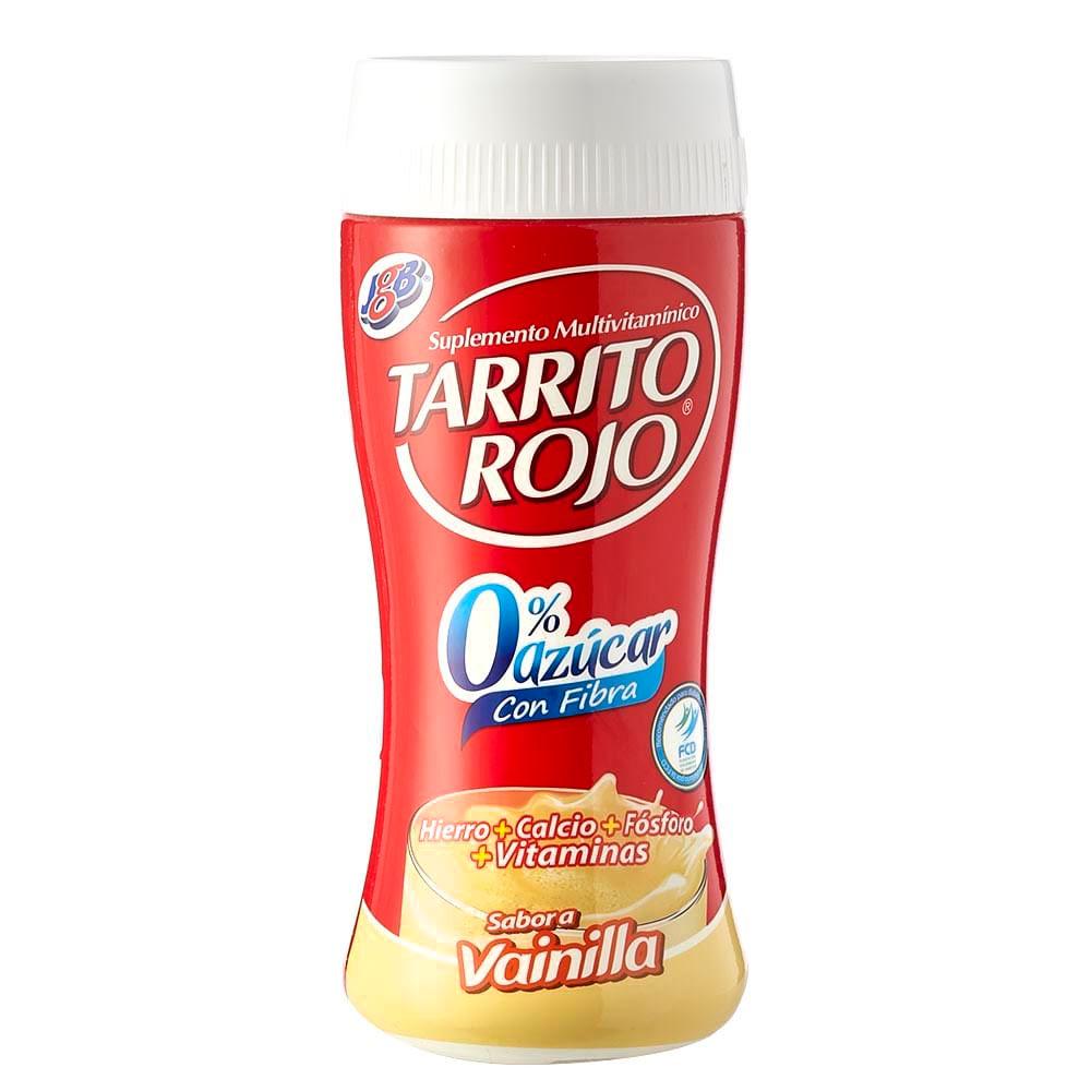 Tarrito Rojo Vainilla Cero Az Car X 300g Tiendasjumbo Co Tiendas  # Tienda Vainilla Muebles