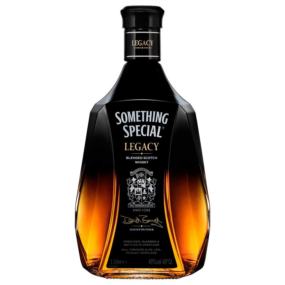 Whisky Something Special Legacy X 1000 Ml Tiendasjumbo Co  # Muebles Para Guardar Whisky