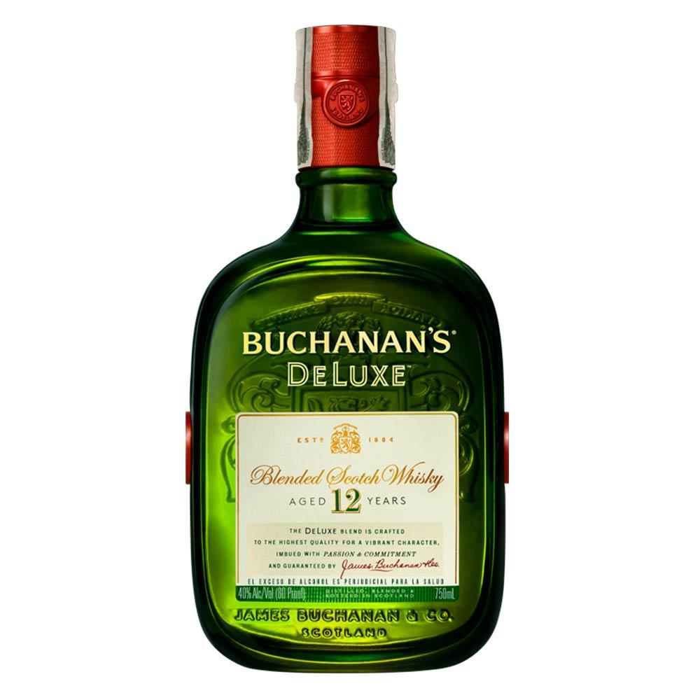 Whisky Buchanans Deluxe Botella X 750 Ml Tiendasjumbo Co Tiendas  # Muebles Para Guardar Whisky