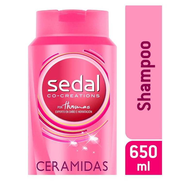 Shampoo Sedal ceramidas 650 ml