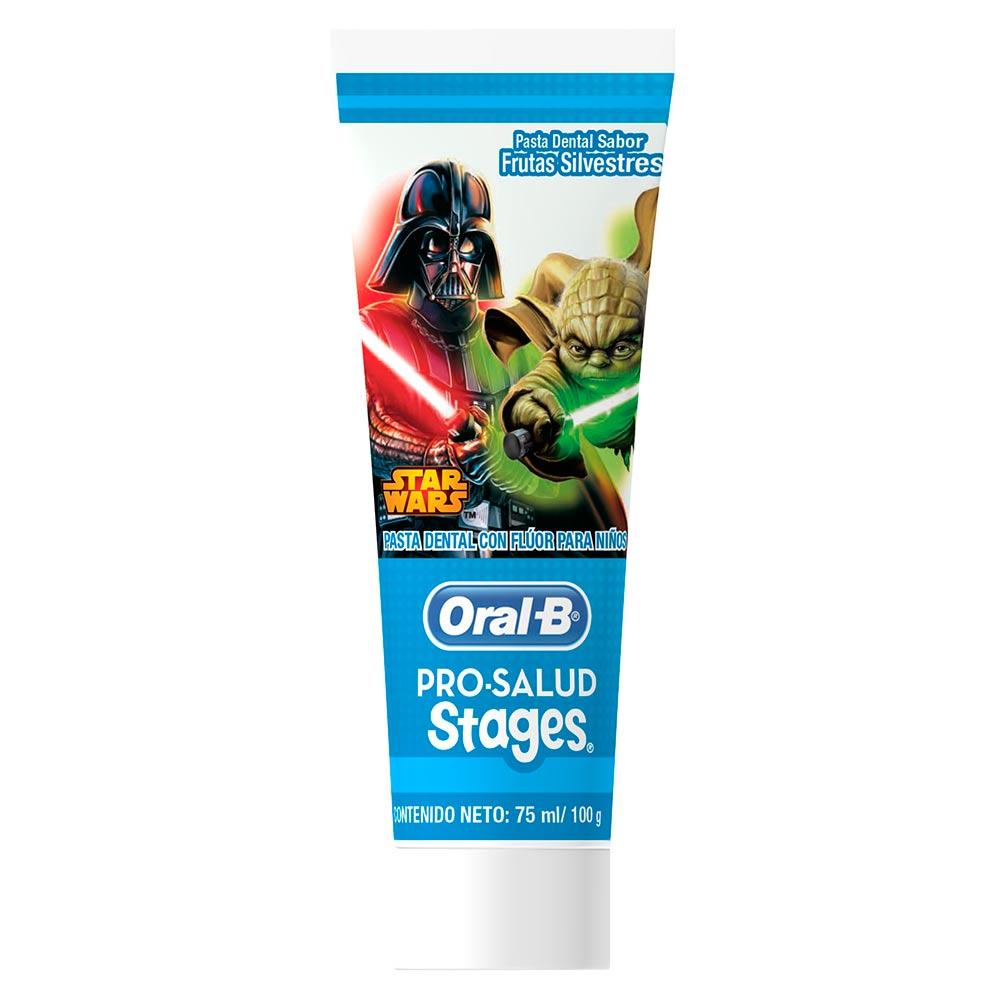 Oral-B Pro-Salud Stages StarWars Pasta Dental x 100 g - tiendasjumbo ... ddf4d4b547c7