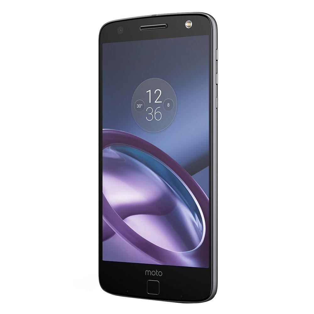 "Motorola Moto Z  Pantalla 5.5"" - 64GB - Negro"