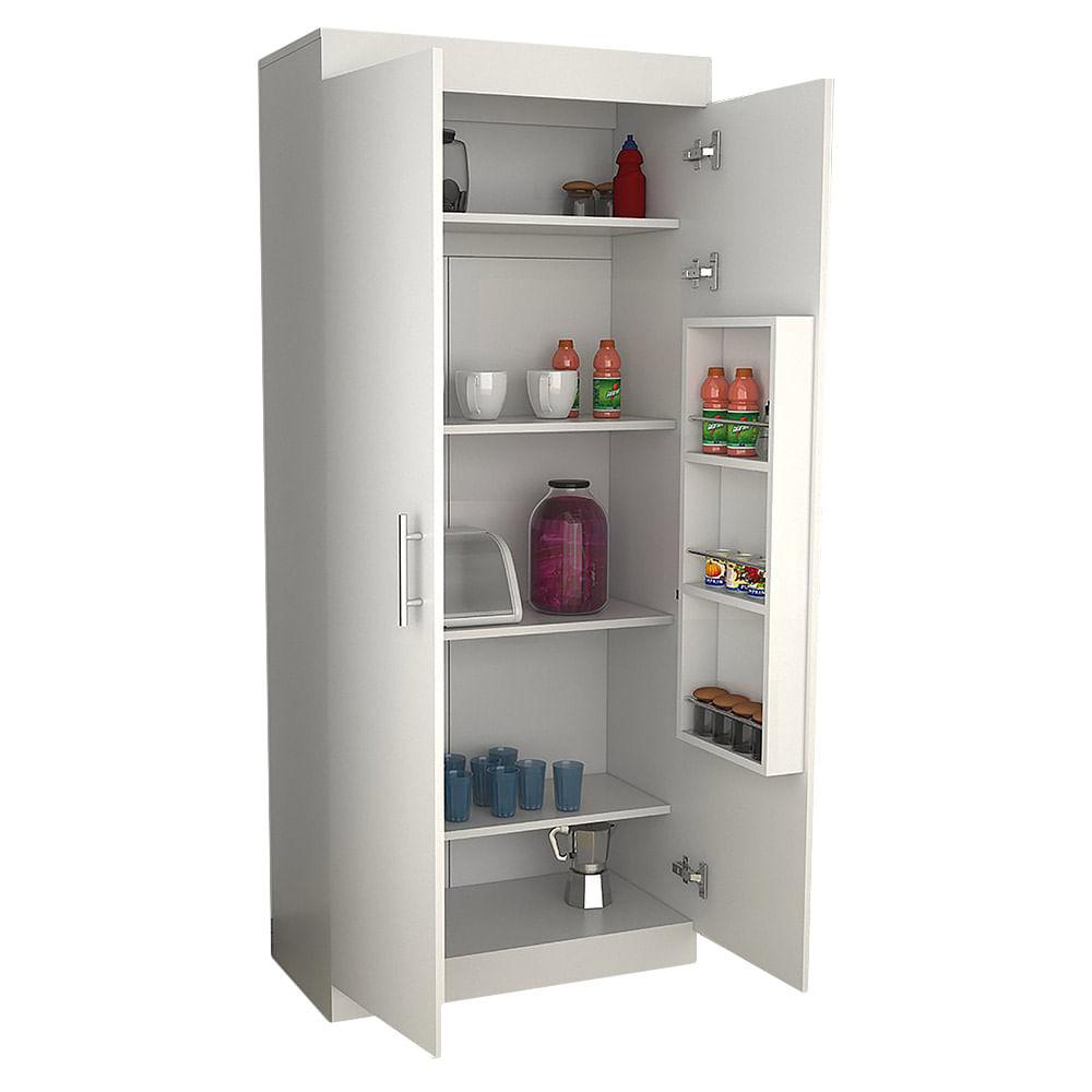 Mueble alacena varese 160x70x36cm blanco - Mueble alacena cocina ...