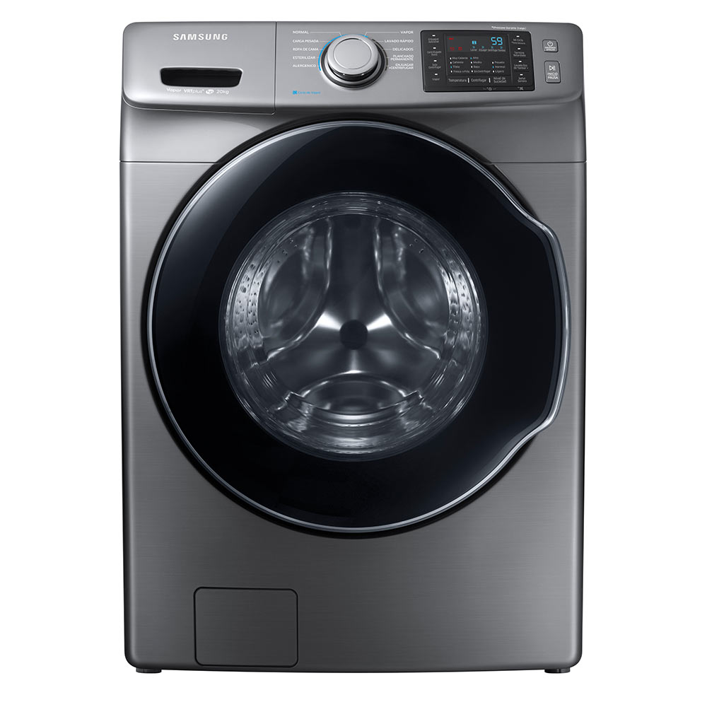 Lavadora Samsung Wf20m5500ap Co Inox De 20kg Tiendasjumbo