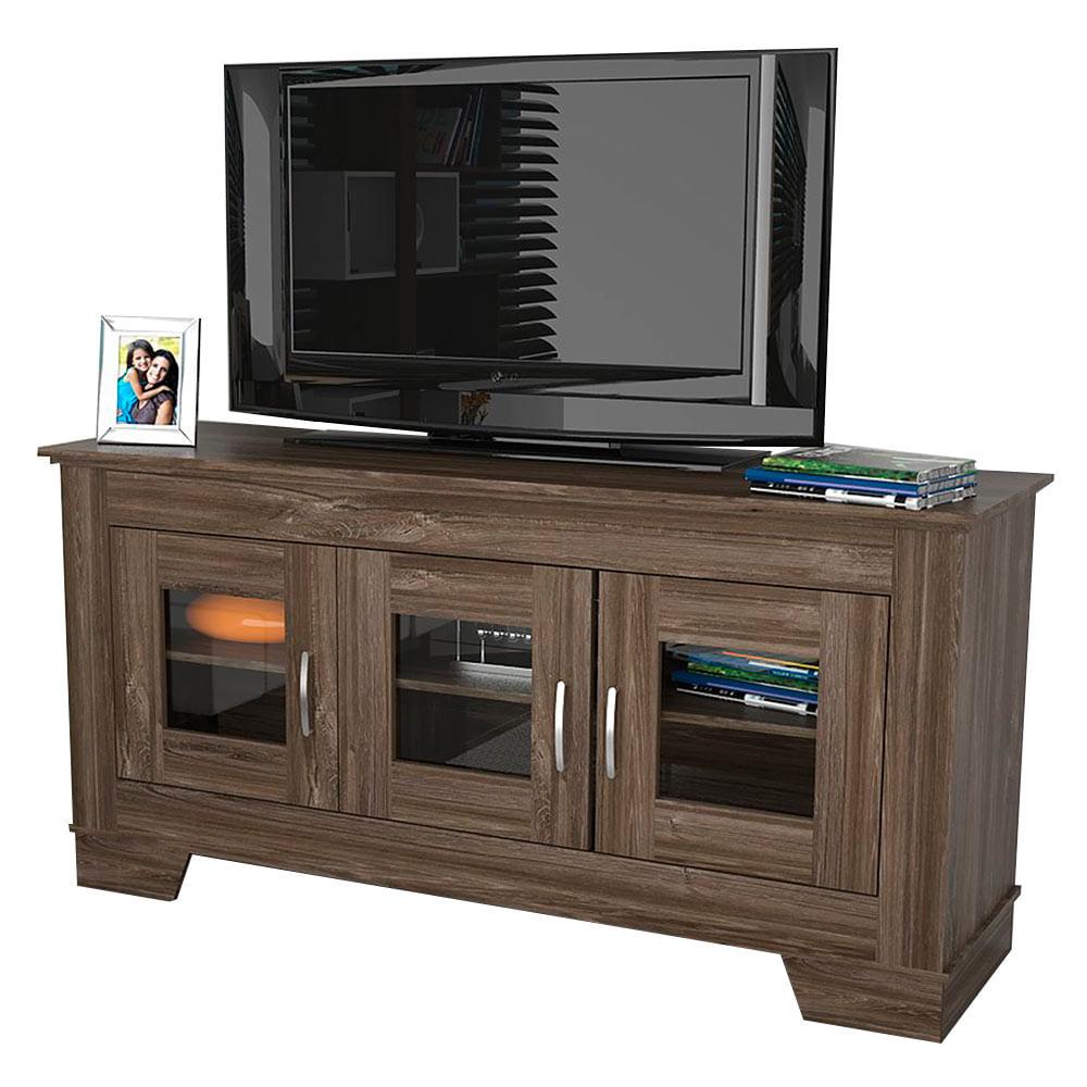 Rack Para Tv Alcamo Siena 80 X 163 X 48 5 Cm Tiendasjumbo Co  # Muebles Rack Para Tv