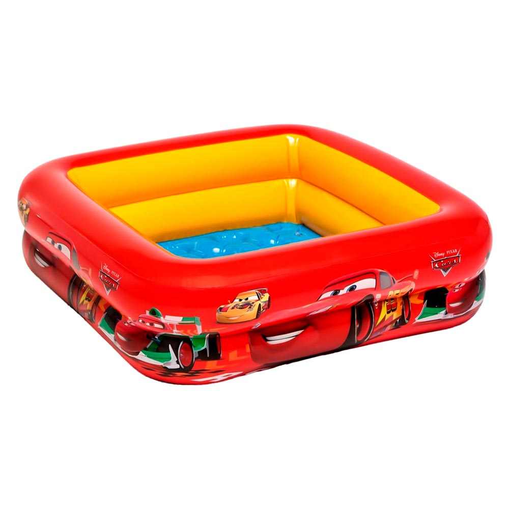 Piscina inflable de cars para ni os for Piscinas desmontables infantiles