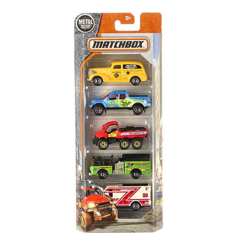 Match Box Carros Volkswagen Clasico X 5 Surtidos Matchbox