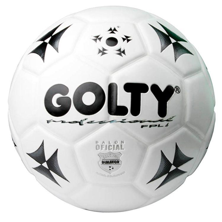 ec4733b3bab94 Balón de fútbol Professional Traditional N°4 - Golty - tiendasjumbo ...