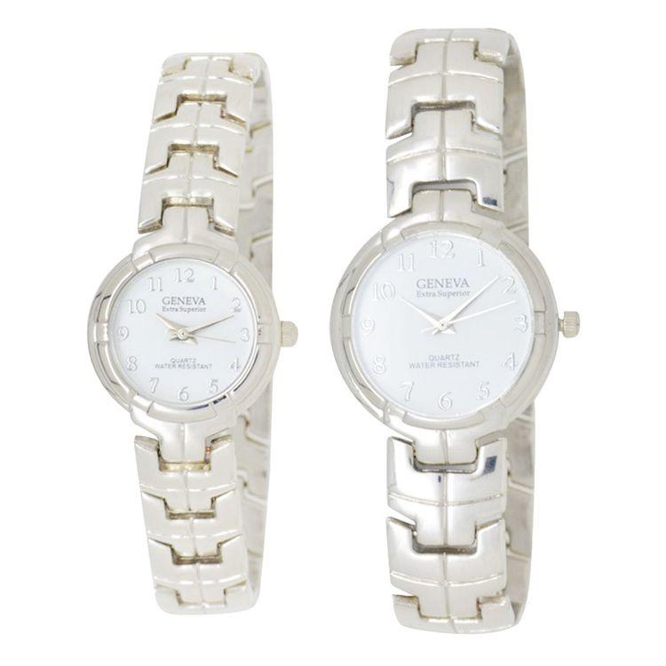 1ec3e95f03df Reloj unisex Gene-1017 plateado - Geneva - tiendasjumbo.co - Jumbo ...