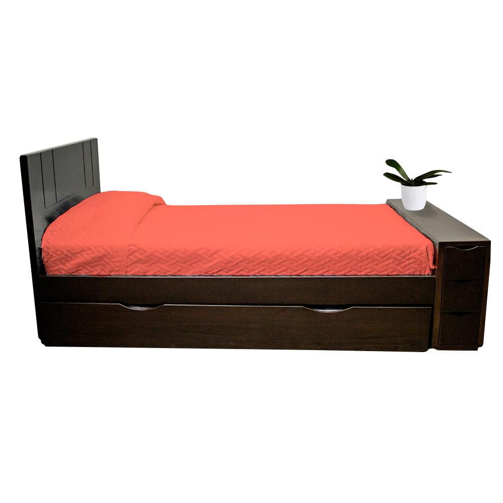 Cama tarima valentina 148x100x220 - muebles Líder - tiendasjumbo.co ...