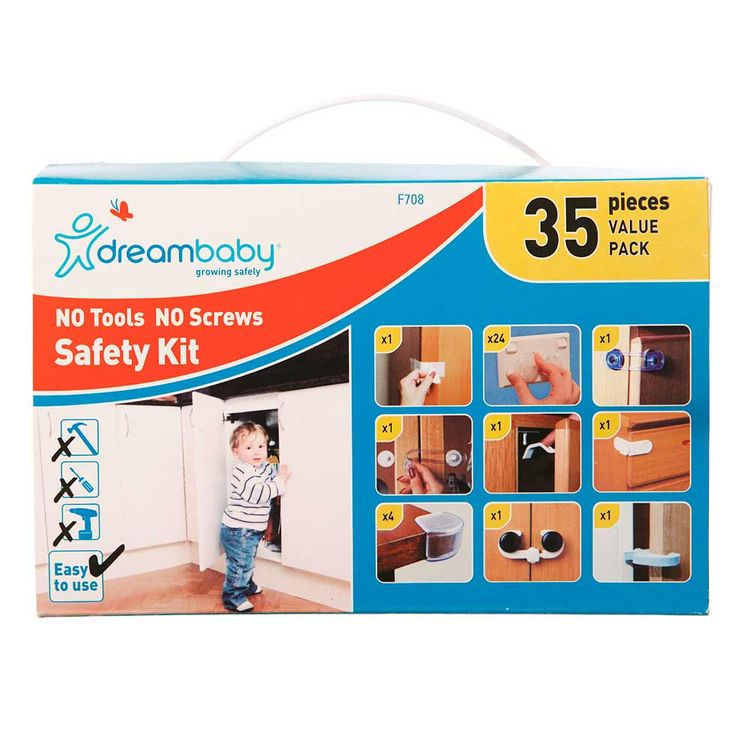 32c2885cd Kit de seguridad 35 piezas - Dream Baby - Jumbo Colombia