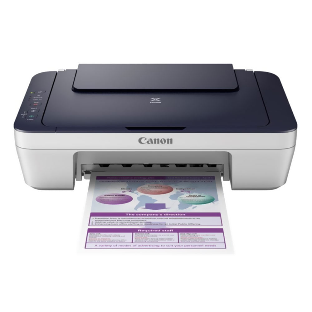Multifuncional Canon Pixma E402 Tiendasjumbo Co
