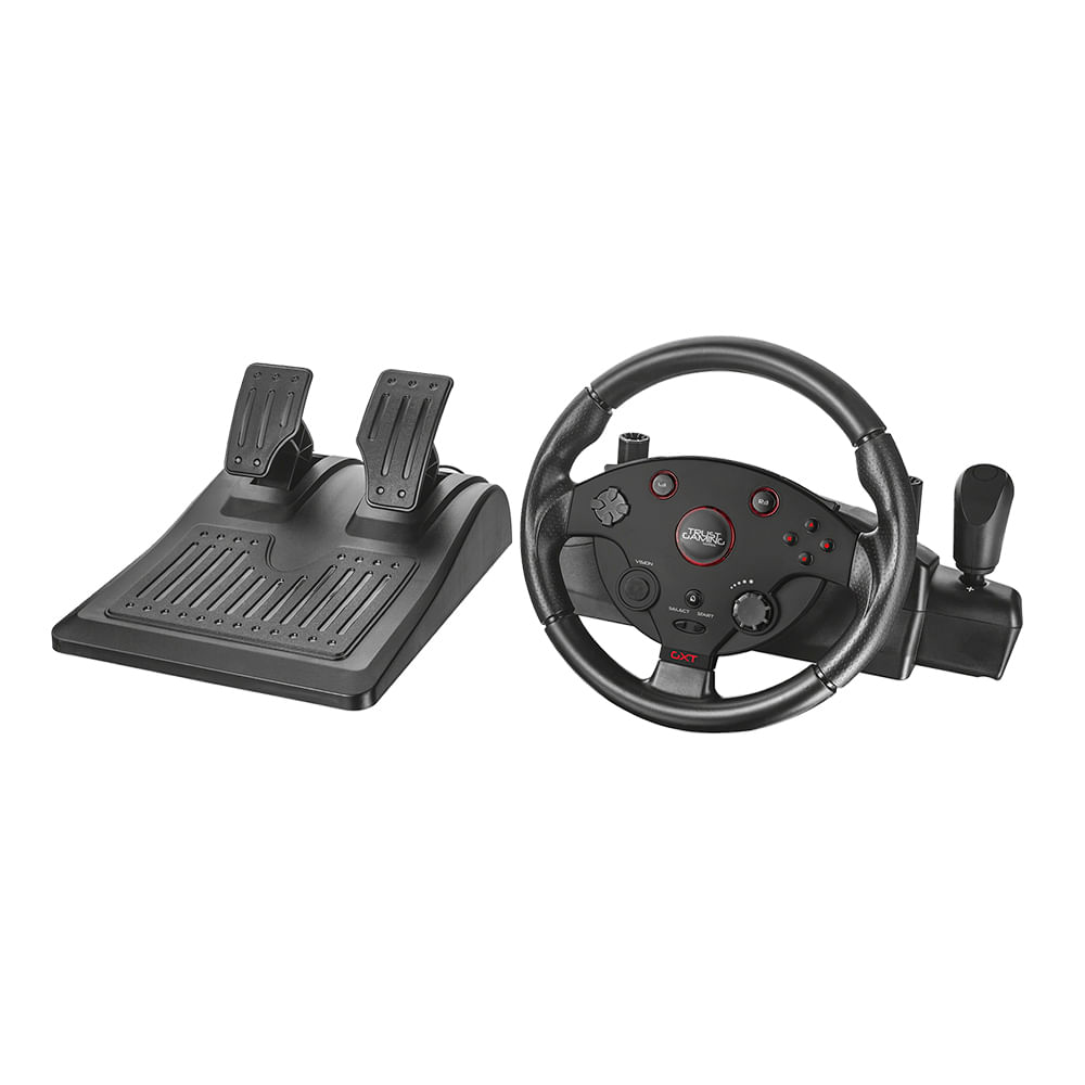 Timon trust pedales gxt 288 racing wheel pc-ps3