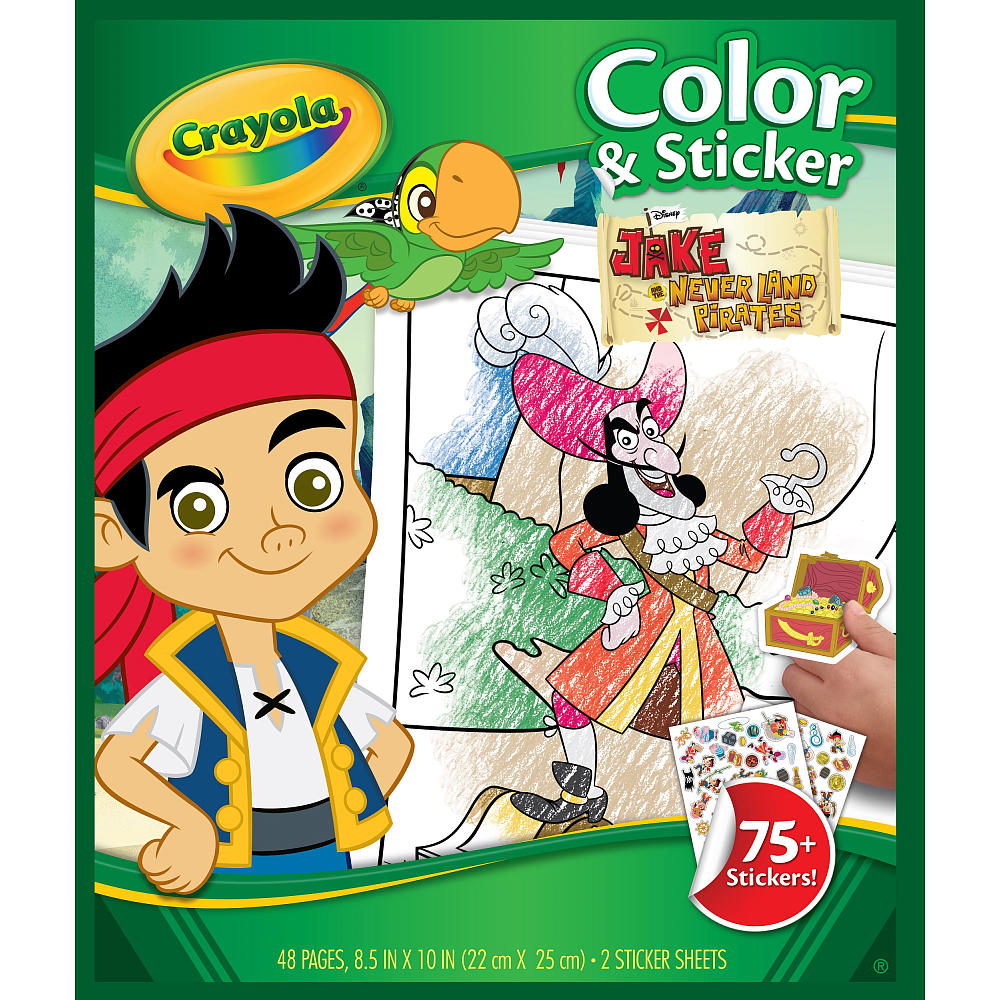 LIBRO PARA COLOREAR Y STICKERS JAKE - tiendasjumbo.co - Tiendas Jumbo