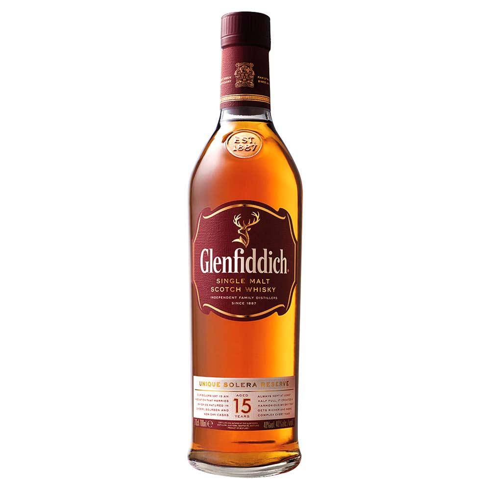 Whisky Glenfiddich 15 A Os X 750 Ml Tiendasjumbo Co Tiendas Jumbo # Muebles Para Guardar Whisky