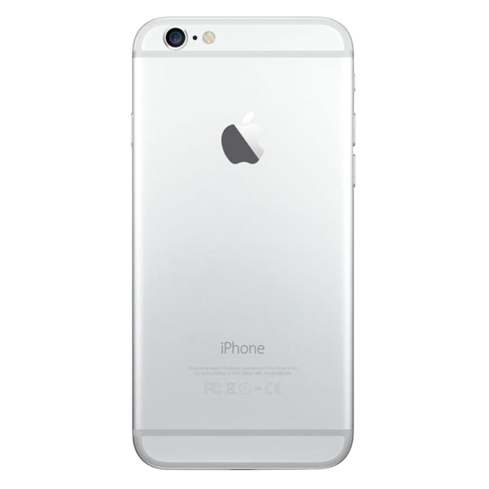 Celular iphone 6 reacondicionado - 64gb silver
