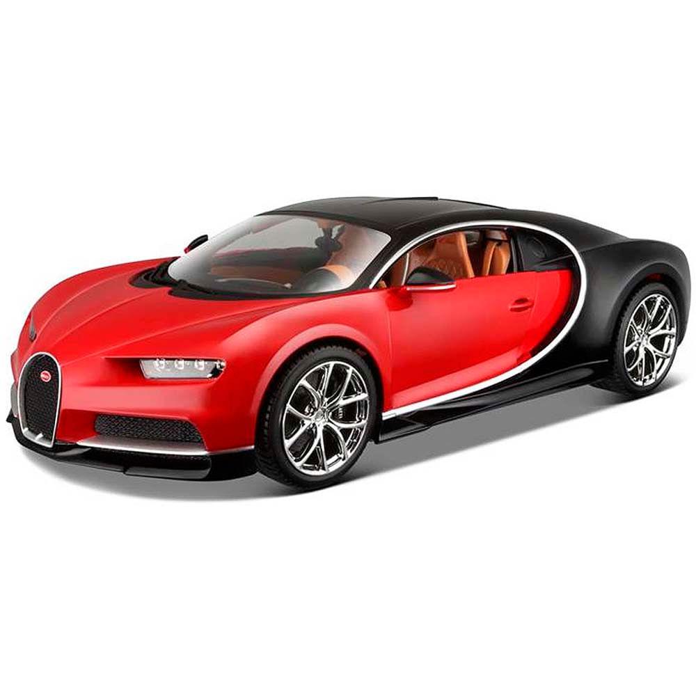 Carro De Coleccion Bugatti Chiron Jumbo Colombia