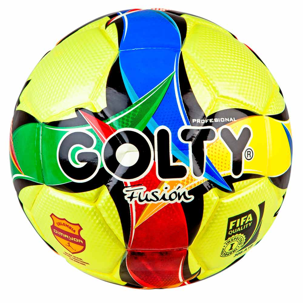 9f80349ae8eaa Balón de fútbol Professional Fusion N°4 - Golty - tiendasjumbo.co ...