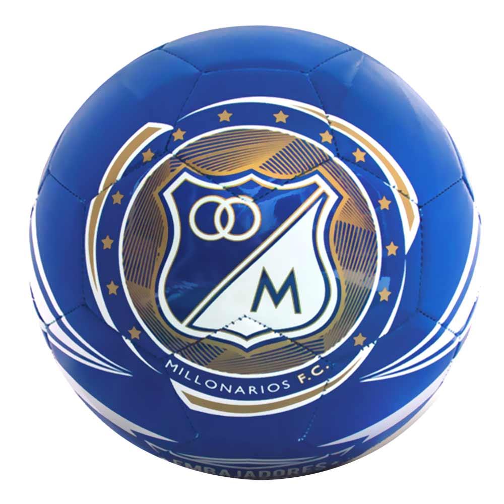Balón Futbol Golty Hincha Millonarios N.5 Cos Maq -tiendasjumbo.co ... 18726141343bd
