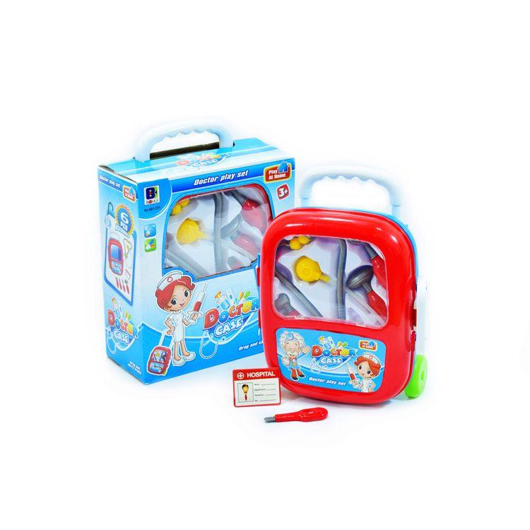 e36161878 Maleta Trolley Portable Con Accedorios de Doctor 3+ - Jumbo Colombia