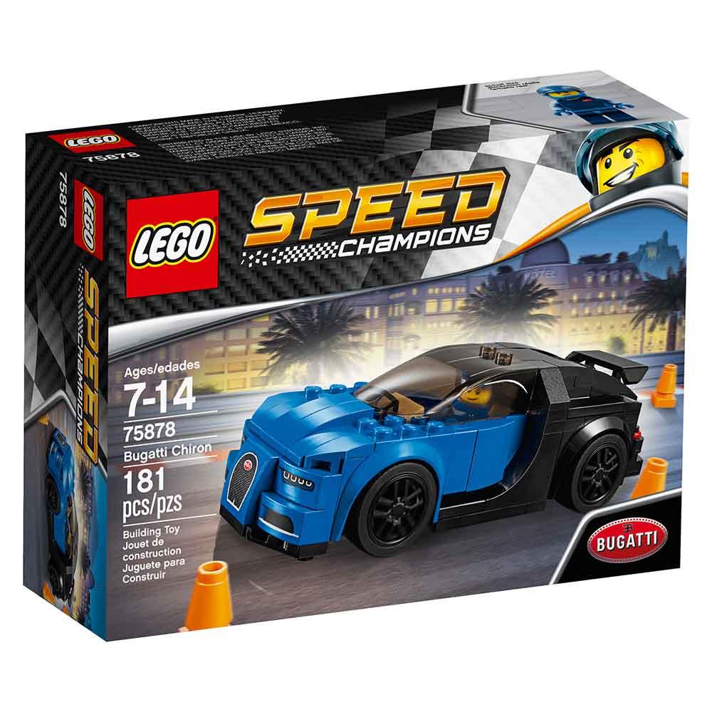 Lego Sc Bugatti Chiron Jumbo Colombia