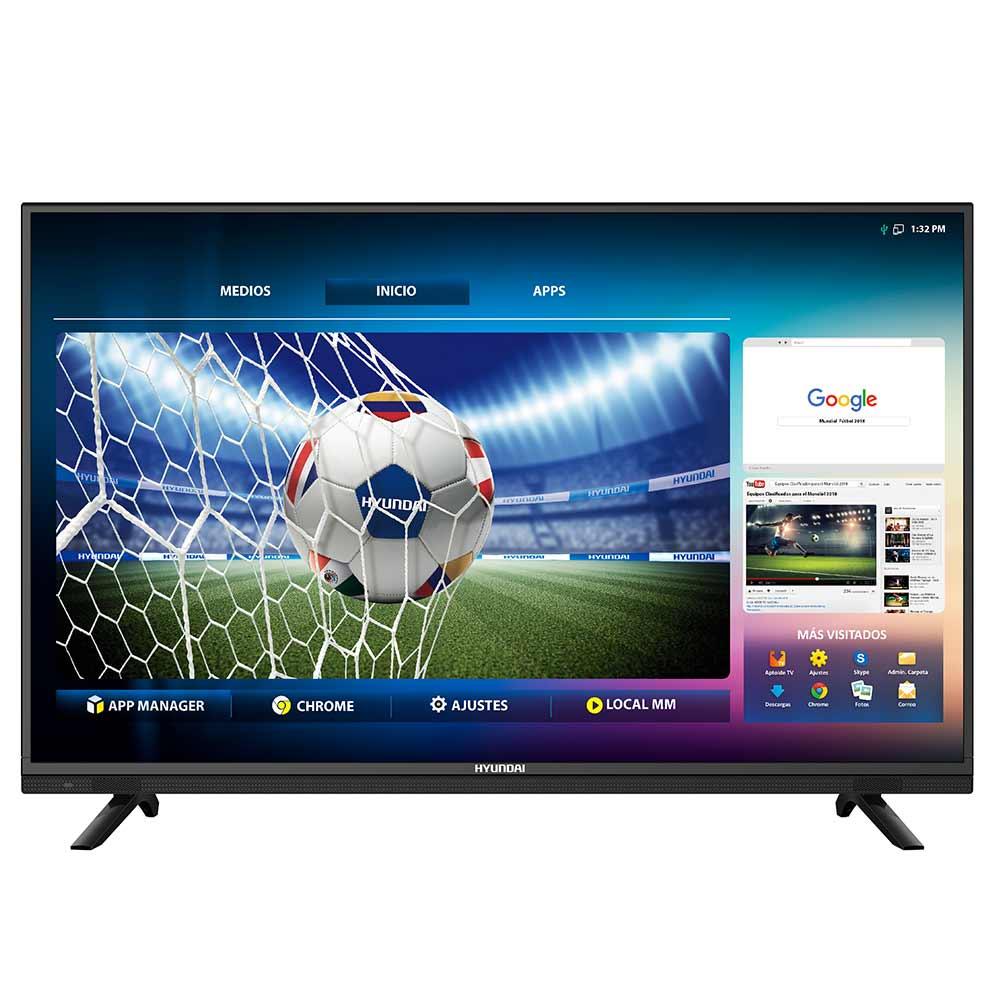 """Televisor led hyundai 43"""" -smart -hyled4313intm"""