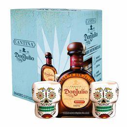 Tequila-DON-JULIO-reposado-x-750-m---2-vasos-catrina--1