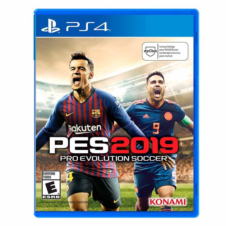 7a6587b476d7d2 Videojuego PS4 Pro Evolution Soccer 2019-jumbo.co - Jumbo Colombia