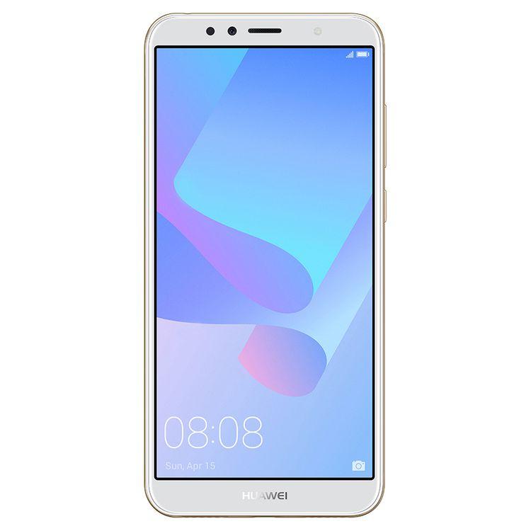 a84423cac6c Celular Huawei Y6 2018 -Pantalla 5.7