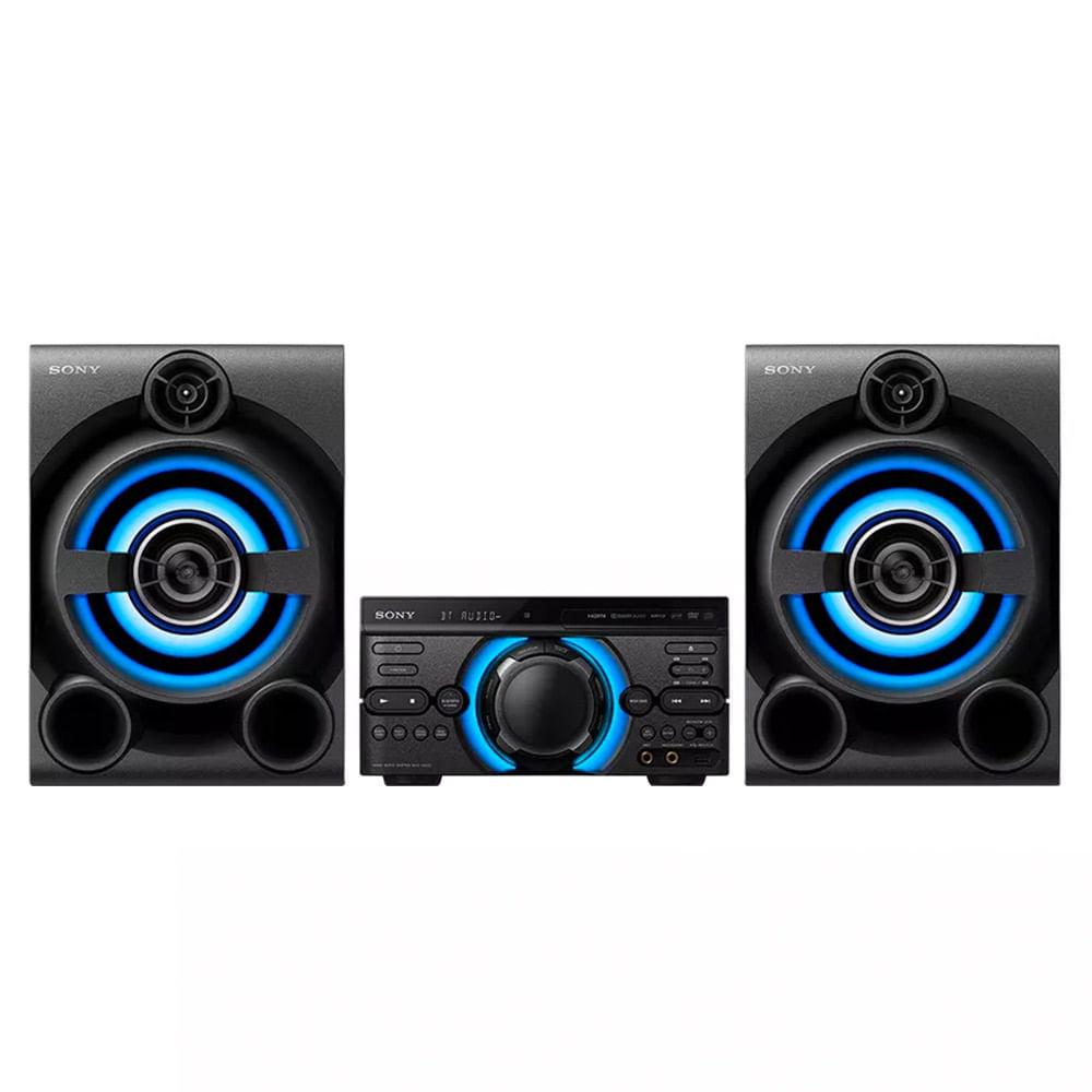 Minicomponente sony mhc-m60d -bluetooth