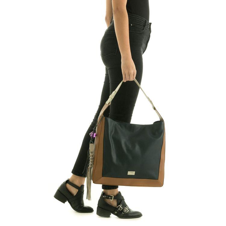 eab5a9aeb19 Bolso shopping de cuero para mujer 1023083 - Jumbo Colombia