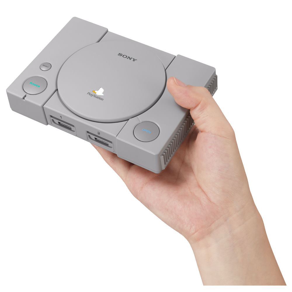 Preventa: consola play station classic