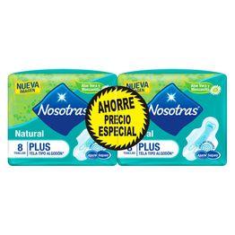 7702027417627-Toallas-Higienicas-Nosotras-Plus-Cubierta-Rapisec-2paq-x-10und-1