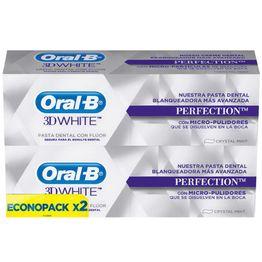 7500435124652 · Pasta dental b 3d White perfection Oral B x 2 und ... ebae9b3bd9e9