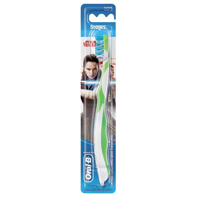 7500435017046. 7500435017046. Oral-B Pro-Salud Stages CrossAction Star Wars  Cepillo Dental ... 6d2b1ac2e29d