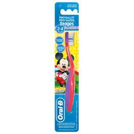 3014260279288. Oral-B Pro-Salad Stages Mickey Mouse Cepillo Dental x 1 und 6d1fe22a5902