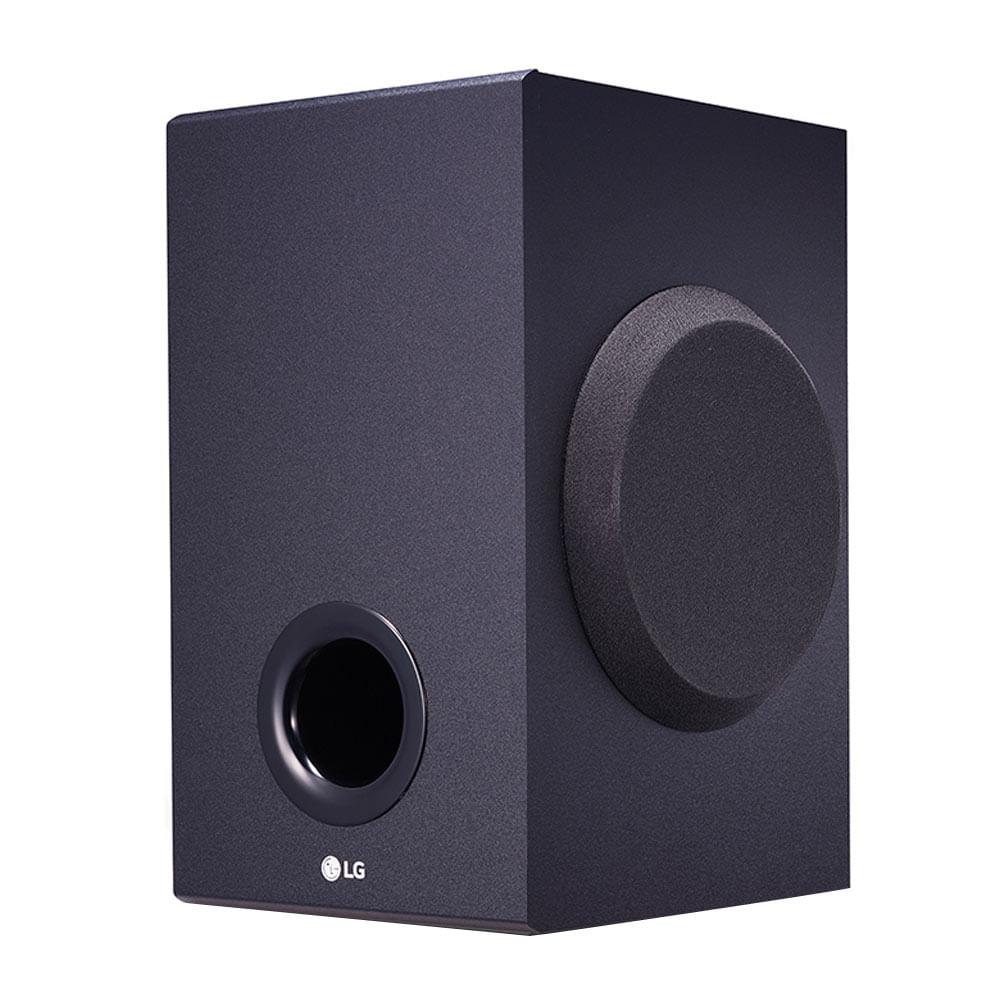 barra de sonido lg sj2 160 watts  2.1 ch