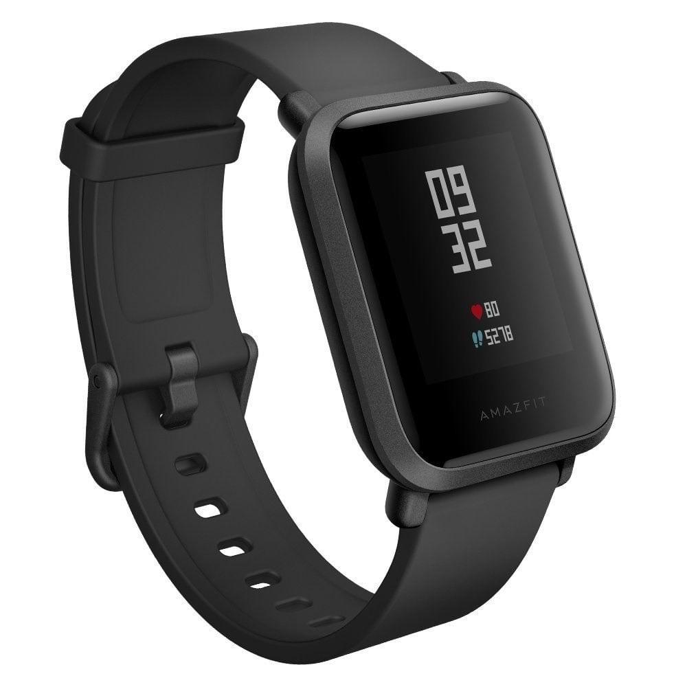 946361efbf68 Reloj Inteligente Xiaomi Amazfit Bip Negro Smartwatch - Jumbo Colombia